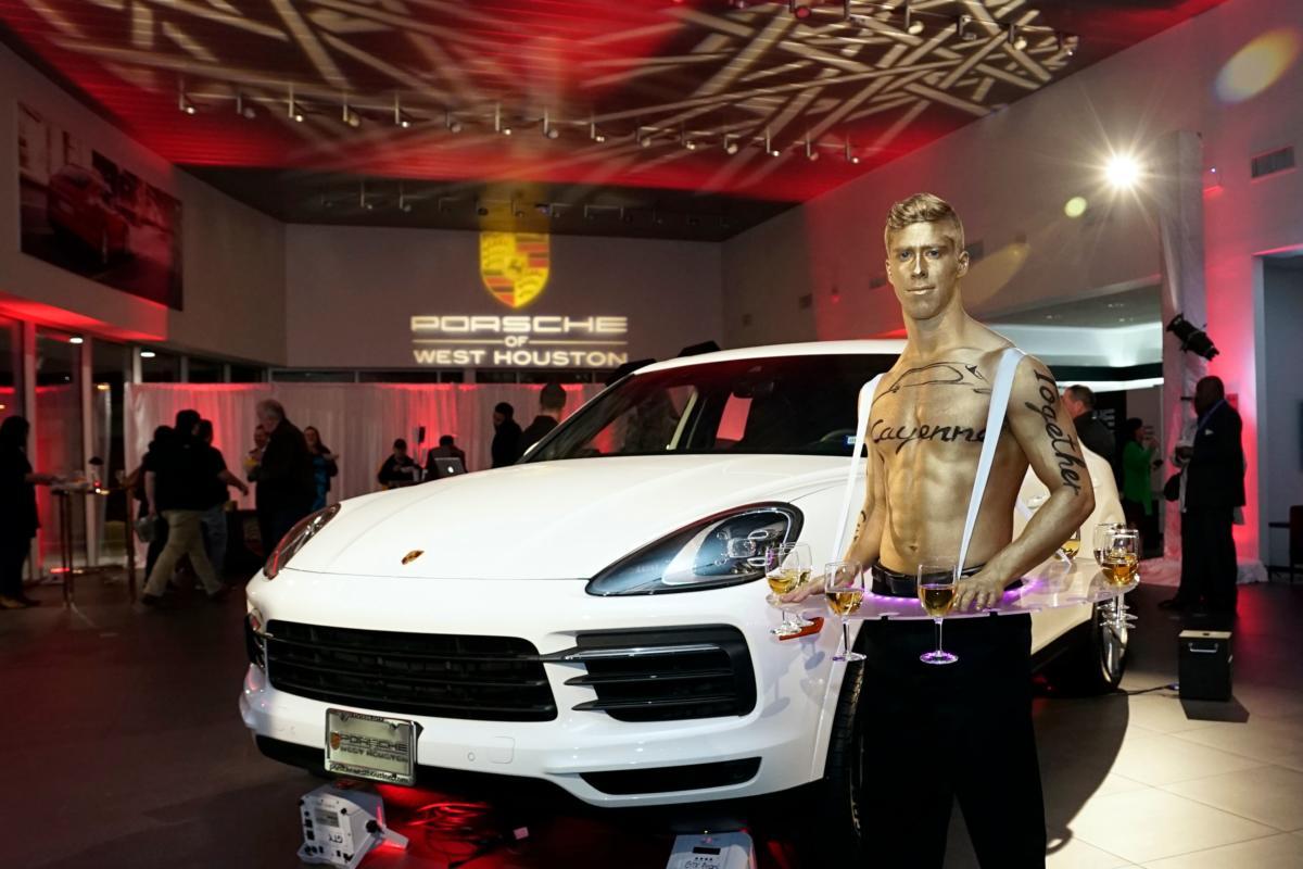 Porsche West Houston >> Porsche West Houston Cayenne Launch Elias Events